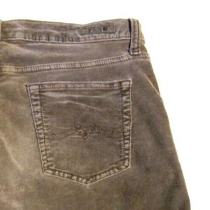 Lucky Brand Jeans Bootcut Stretch Corduroy 8 29